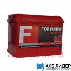 Автомобильный аккумулятор Forward 65А/ч-12V ст EN620 прямая/обратная полярность 242x175x190, купить, заказать, цена, недорого, цена, отзывы, АКБ, аккумулятор, Краснодар, Кубань, Краснодарский край