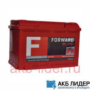 Аккумулятор Forward 77 a/h, купить, заказать, цена, недорого, цена, отзывы, АКБ, аккумулятор, Краснодар, Кубань, Краснодарский край