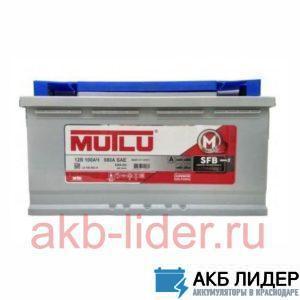 Автомобильный аккумулятор Mutlu SFB 100А/ч-12V ст EN830 европейские обратная 353x175x190, купить, заказать, цена, недорого, цена, отзывы, АКБ, аккумулятор, Краснодар, Кубань, Краснодарский край