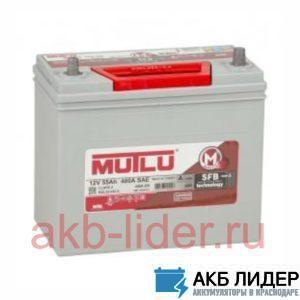 Автомобильный аккумулятор Mutlu L1.55.054.A 55А/ч-12Vст EN540 европейские обратная 207x175x190, купить, заказать, цена, недорого, цена, отзывы, АКБ, аккумулятор, Краснодар, Кубань, Краснодарский край