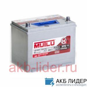 Автомобильный аккумулятор Mutlu SFB M3 80А/ч-12V ст EN660 ASIA обратная полярность 260x173x225, купить, заказать, цена, недорого, цена, отзывы, АКБ, аккумулятор, Краснодар, Кубань, Краснодарский край
