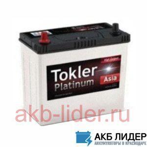 Автомобильный аккумулятор Tokler Platinum 40А/ч-12Vст EN340 японский прямая полярность 187x127x227, купить, заказать, цена, недорого, цена, отзывы, АКБ, аккумулятор, Краснодар, Кубань, Краснодарский край