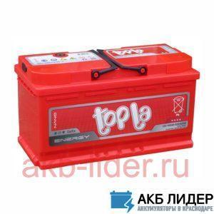 Аккумулятор TopLa 100Ah о.п. (ДхШхВ)310x175x190, купить, заказать, цена, недорого, цена, отзывы, АКБ, аккумулятор, Краснодар, Кубань, Краснодарский край