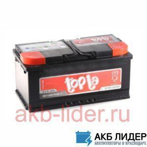 Аккумулятор TOPLA 110 Ah  О.П., купить, заказать, цена, недорого, цена, отзывы, АКБ, аккумулятор, Краснодар, Кубань, Краснодарский край