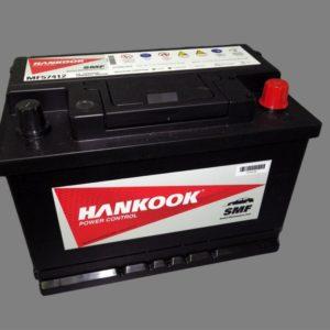 Автомобильный аккумулятор Hankook 6-CT 74А/ч-12V ст EN680 европейские обратная 278x175x190, купить, заказать, цена, недорого, цена, отзывы, АКБ, аккумулятор, Краснодар, Кубань, Краснодарский край