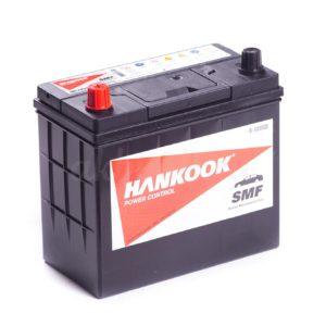 Автомобильный аккумулятор Hankook 6-CT 45А/ч-12Vст EN430 Asia прямая полярность 237x128x225, купить, заказать, цена, недорого, цена, отзывы, АКБ, аккумулятор, Краснодар, Кубань, Краснодарский край