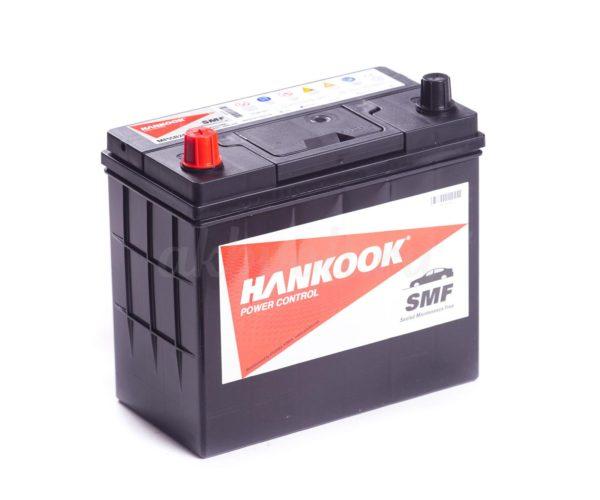 Автомобильный аккумулятор Hankook 6-CT 45А/ч-12Vст EN430  прямая полярность 237x128x225, купить, заказать, цена, недорого, цена, отзывы, АКБ, аккумулятор, Краснодар, Кубань, Краснодарский край