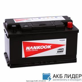 Автомобильный аккумулятор Hankook Hankook 80А/ч-12Vст EN740 европейская обратная 315x175x175, купить, заказать, цена, недорого, цена, отзывы, АКБ, аккумулятор, Краснодар, Кубань, Краснодарский край