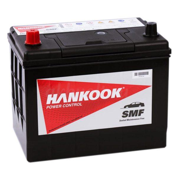 Автомобильный аккумулятор Hankook 90D26R 72А/ч-12V ст EN630 европейские прямая нижний 257x172x220, купить, заказать, цена, недорого, цена, отзывы, АКБ, аккумулятор, Краснодар, Кубань, Краснодарский край