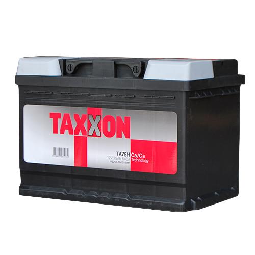 Автомобильный аккумулятор Taxxon SMF 75А/ч-12Vст EN640 европейские обратная 278x175x190, купить, заказать, цена, недорого, цена, отзывы, АКБ, аккумулятор, Краснодар, Кубань, Краснодарский край