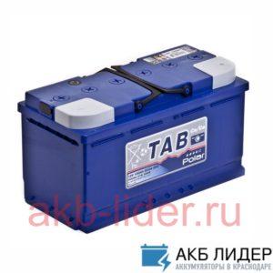 Автомобильный аккумулятор ТАБ Polar 100А/ч-12Vст EN920 европейский обратная 353x175x190, купить, заказать, цена, недорого, цена, отзывы, АКБ, аккумулятор, Краснодар, Кубань, Краснодарский край