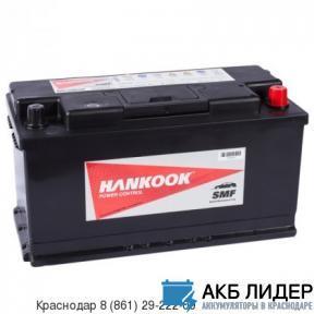 Автомобильный аккумулятор Hankook Start Stop Plus 95А/ч-12Vст EN850 европейские обратная 353x175x190 AGM, купить, заказать, цена, недорого, цена, отзывы, АКБ, аккумулятор, Краснодар, Кубань, Краснодарский край
