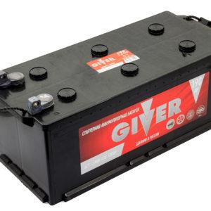 Автомобильный аккумулятор Giver 6СТ 190А/ч-12V ст EN1250 конус прямая 520x223x223, купить, заказать, цена, недорого, цена, отзывы, АКБ, аккумулятор, Краснодар, Кубань, Краснодарский край