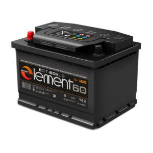 Автомобильный аккумулятор SMART ELEMENT 60А/ч-12V ст EN480 европейские прямая 242x175x190, купить, заказать, цена, недорого, цена, отзывы, АКБ, аккумулятор, Краснодар, Кубань, Краснодарский край
