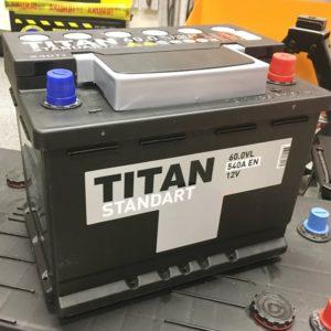 Автомобильный аккумулятор Titan Standart 60А/ч-12V ст EN540 европейские обратная 245x175x190, купить, заказать, цена, недорого, цена, отзывы, АКБ, аккумулятор, Краснодар, Кубань, Краснодарский край
