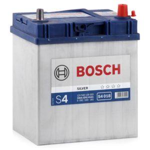 Аккумулятор автомобильный Bosch S4 (030) 12В 40Ач 330А обратная полярность, купить, заказать, цена, недорого, цена, отзывы, АКБ, аккумулятор, Краснодар, Кубань, Краснодарский край