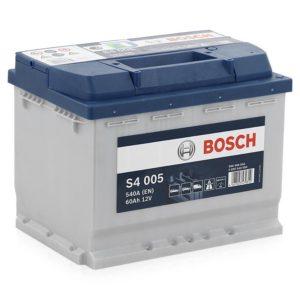 Аккумулятор автомобильный Bosch S4 12В 60Ач 540А обратная (низкий) /прямая (полярность), купить, заказать, цена, недорого, цена, отзывы, АКБ, аккумулятор, Краснодар, Кубань, Краснодарский край