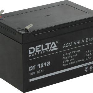 Тяговый аккумулятор ИБП DELTA DT1212 12В 12Ач, купить, заказать, цена, недорого, цена, отзывы, АКБ, аккумулятор, Краснодар, Кубань, Краснодарский край