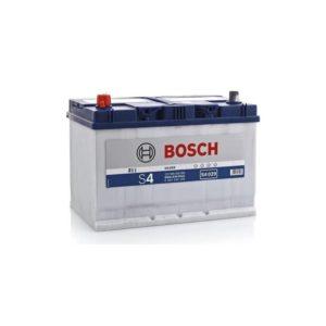 Аккумулятор автомобильный Bosch S4 (029) 12В 95Ач 830А прямая полярность, купить, заказать, цена, недорого, цена, отзывы, АКБ, аккумулятор, Краснодар, Кубань, Краснодарский край