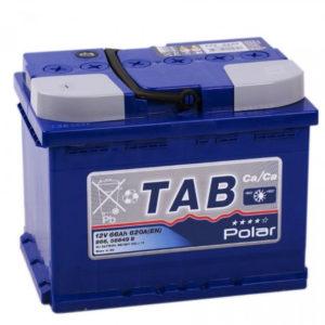 Аккумулятор автомобильный TAB POLAR 66R 246866 56638 12В 66Ач 620А, купить, заказать, цена, недорого, цена, отзывы, АКБ, аккумулятор, Краснодар, Кубань, Краснодарский край