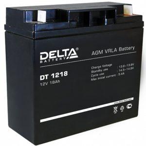 Тяговый аккумулятор ИБП Delta DT 1218 12В 18Ач А, купить, заказать, цена, недорого, цена, отзывы, АКБ, аккумулятор, Краснодар, Кубань, Краснодарский край